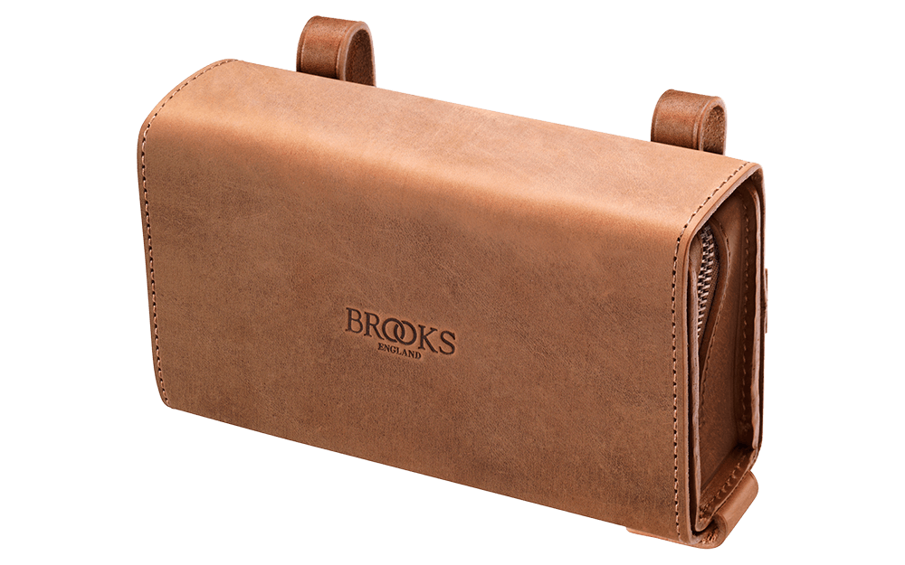 Brooks Tasche d-shaped tool bag